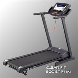 Беговая дорожка — Clear Fit Eco ET 14 MI - фото 7589