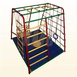 Детский спортивный комплекс Веселый малыш - фото 7697