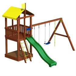 Детская игровая площадка Джунгли 3 - фото 7703