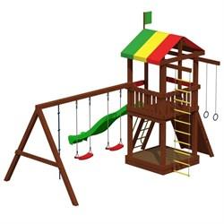 Детская площадка Джунгли 4М - фото 7707