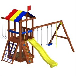 Детская площадка Джунгли 5 - фото 7709