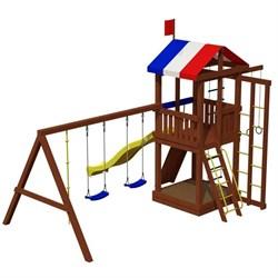 Детская игровая площадка Джунгли 6 - фото 7712