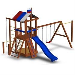 Детская игровая площадка Джунгли 7 - фото 7715