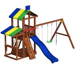 Детская игровая площадка Джунгли 8 - фото 7716