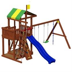Детская площадка Джунгли 9 - фото 7720