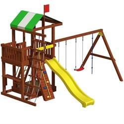 Детская площадка Джунгли 9СЛ - фото 7755