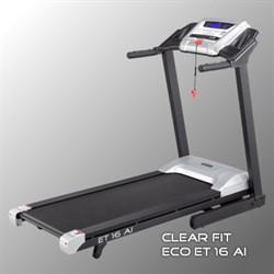 Беговая дорожка — Clear Fit Eco ET 16 AI - фото 7935
