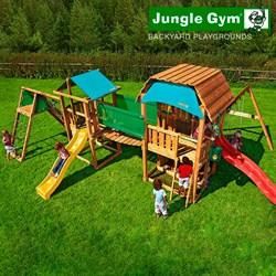 Детские городки Jungle Grand Barn - фото 8076