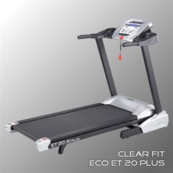 Беговая дорожка — Clear Fit Eco ET 20 AI Plus - фото 8099