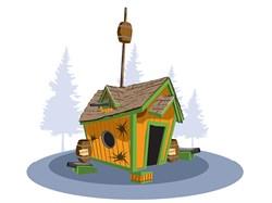 Маленький Пиратский домик - фото 8196