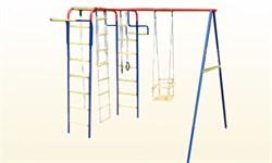Детский спортивный комплекс Пионер дачный МИНИ - фото 8676