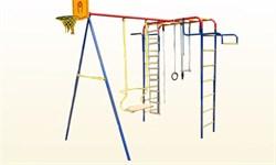 Детский спортивный комплекс  Пионер дачный МИНИ + качели ТК дачный - фото 8677