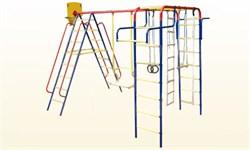 Детский спортивный комплекс  Пионер качели ТК - фото 8685