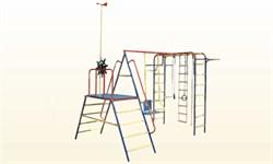 Детский спортивный комплекс Пионер Морячок дачный ТК-2 - фото 8688
