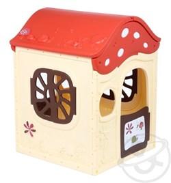 Детский игровой домик пластиковый ОТ-14 - фото 8769