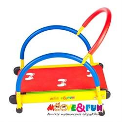 Тренажер детский механический Беговая дорожка - фото 8833
