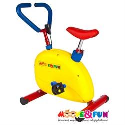 Тренажер детский механический Велотренажер - фото 8839
