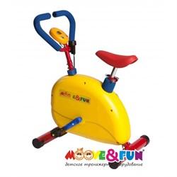 Тренажер детский механический Велотренажер с компьютером - фото 8844