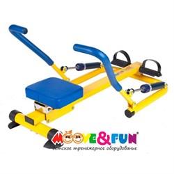 Тренажер детский механический Гребля - фото 8864