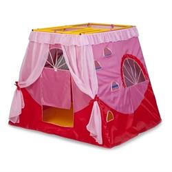 Игровой чехол домик принцессы для ДСК Ранний Старт люкс - фото 9221