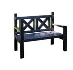 Скамейка двухместная - фото 9301