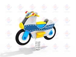 Качалка на пружине Мотоцикл ДПС ДИО 4.041 - фото 9560