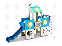 Детский игровой комплекс Космический диспетчер Н=1200 ДИК 1.38 - фото 9568