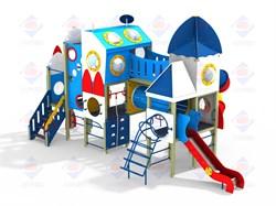 Детский игровой комплекс Обсерватория Н=1200,2400 ДИК 4.21 - фото 9574