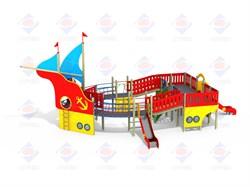 Детский игровой комплекс Тартана Н=1500 ДИК 7.07 - фото 9576
