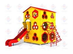 Детский игровой комплекс Пчелка Майя Н=1200 ДИК 9.22 - фото 9584