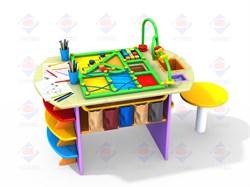 Дидактический стол Почемучка ДОУ 5.07 - фото 9683