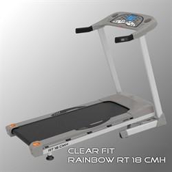 Беговая дорожка — Clear Fit Rainbow RT 18 CMH - фото 9702