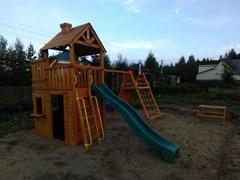 Детская игровая площадка Выше Всех Крепость