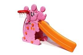 Детская горка Мышка PS-027
