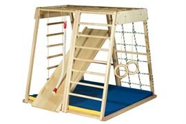 Детский спортивный комплекс (ДСК) Kidwood Парус (комплектация Оптима)