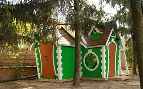 Детский игровой домик Рокси