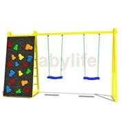 Качели для детской площадки Спорт 2.1