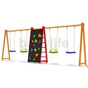 Качели для детской площадки Спорт 6.2