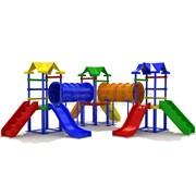 Детский игровой комплекс Космический поворот