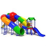 Детский игровой комплекс Солнечная станция