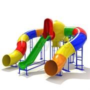 Детский игровой комплекс Созвездие рака