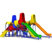 Детский игровой комплекс Атом