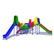 Детский игровой комплекс Экипаж