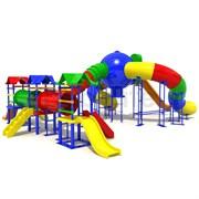 Детский игровой комплекс Спутник