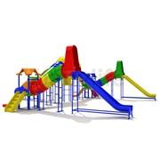 Детский игровой комплекс Гамма-лучи