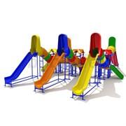 Детский игровой комплекс Альтаир