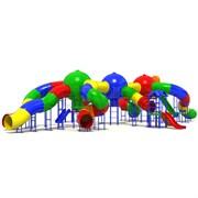 Детский игровой комплекс Станция Мир