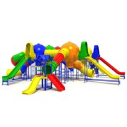 Детский игровой комплекс Небесная сфера