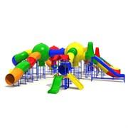 Детский игровой комплекс Квинта