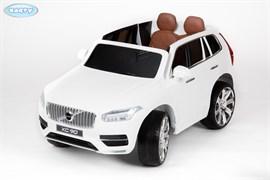 Электромобиль BARTY  VOLVO XC90 белый-глянец
